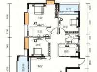 唯一套86万东方绿洲,7700 平方,3室2厅2卫113平米