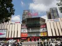繁华地段东汇城集购物娱乐住宅写字楼等于一体。公寓二间,每间41.31方,黄金楼层