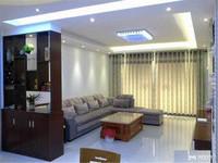 财富名门东南向,精装修,3房2厅,小区大,厅大房大