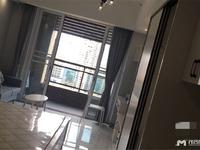 东汇城豪装单套间公寓42平方配齐家私电租2100元