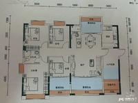 东方绿洲品字楼,高层靓房,139平方,赠送后163平方,131万