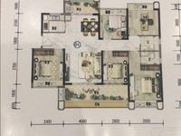 宏丰新城二期,高楼层东头,5室2厅8500元 平方,125万包改名