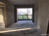 龙岭学位 亿城名苑一字楼靓楼层4房2厅144平方售122万