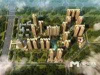 东方绿洲,中低楼层东头,142平方,赠送后170平方,4房两厅,南北向毛坯布局靓