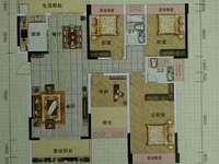 出售财富广场2期4室2厅2卫153.9平米159万住宅