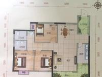 出售宏丰新城3室2厅2卫103平米75.1万住宅
