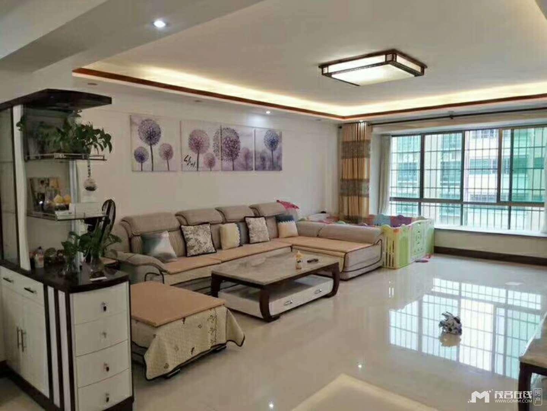 财富城市花园 高素质人群区 178方 4房2厅2卫 豪华装修 很新净