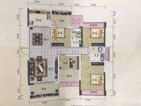 愉园学位房,财富广场二期,低层东头,136平方包改名