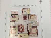 愉园双学位:时代尚品楼王,靓楼层,5房2厅,159万