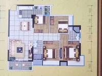 出售亿源雅苑包改名首期加差价约30万4室2厅2卫114.75平米90万住宅