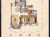 碧桂园天悦府8楼,3房2厅,精装,113万送两年物业管理费