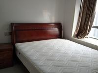 出租:华夏世纪,10楼,二房一厅,2600元/月