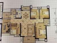 宏丰新城中层,南北向,4房2厅2卫,育才双学位房