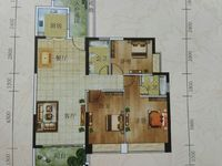 愉园双学位:金碧新城高楼层,3房2厅,采光好通风好