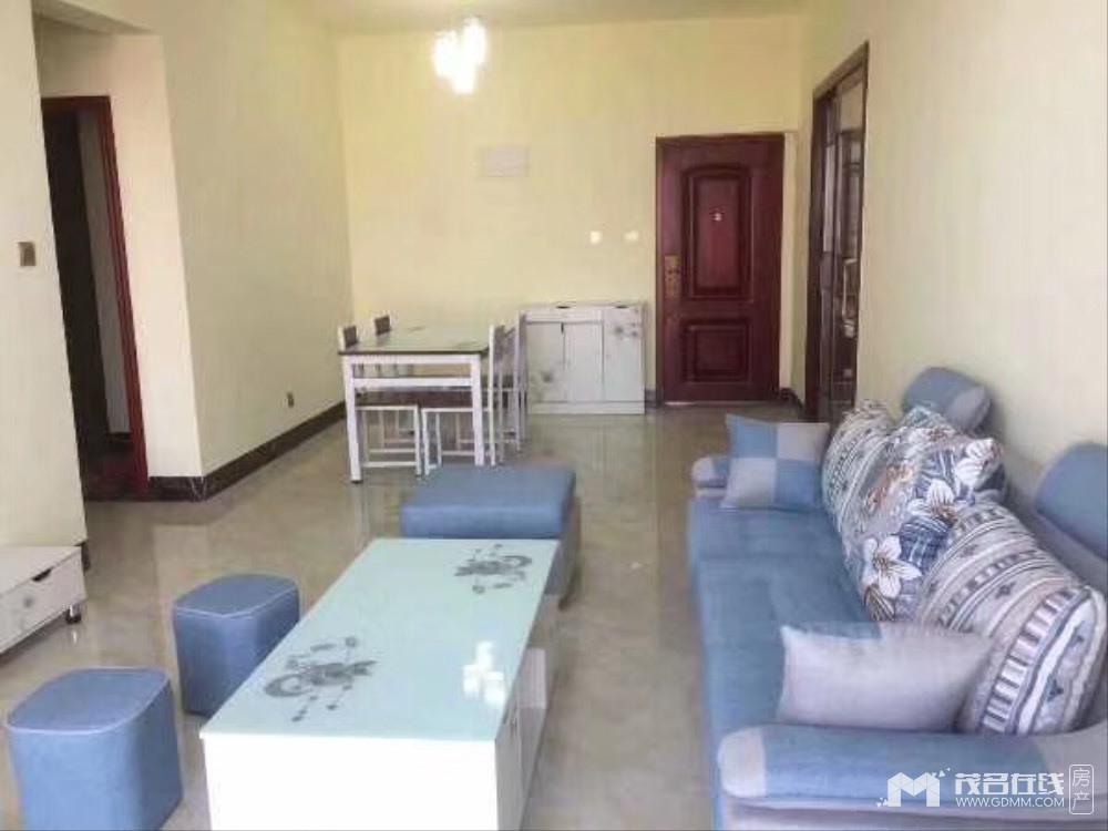 出租人民南路单位房3室2厅2卫1000元/月拎包入住