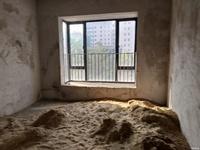 财富名门楼王,靓中层,217平方,毛坯,一字楼南北通,7700 平方