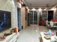 恒福尚城精装修4房2厅124.36平方仅售133.8万