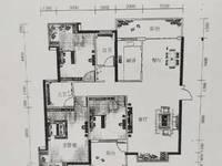 茂化建小苑 愉园中学位房 116平方 3房2厅 毛坯房
