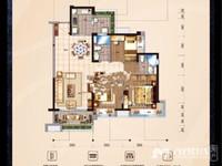 出租:碧桂园天悦府,8楼,108平方,精装修