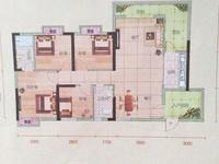 宏丰新城高层,121.71平方,4房2厅,103万