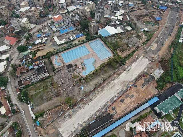 龙湖地产将投6.6亿建设坡塘小区,商住、公寓、安置房全都有