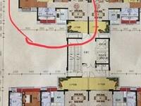 恒福尚城中低楼层,毛坯,4房,93万,新世纪学位