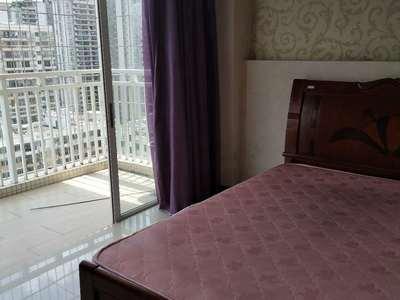 华厦新城,中层,3房2厅1卫,82.55平方, 文化广场、沃尔玛就在家门口