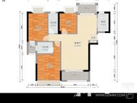 金碧新城,低层,毛坯,122平方 ,3 房2厅 2卫,南,开价:119万。