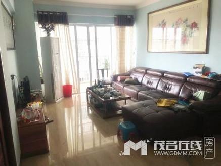 华厦新城,3室2厅1卫,低层,103平方,精装修,南,