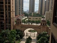 恒福尚城最低价的毛坯一字楼 大四房 靓楼层望花园 仅售8300元 平方
