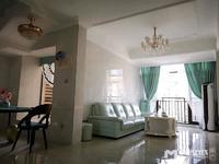急售,恒福尚城,豪华装修未入住,复式两层,配套齐全园林式小区!