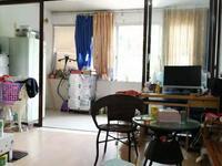 龙岭小区3期,证47平方,实际使用约65平方 2房1厅 大院门岗 仅售45万