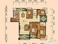出售荔晶新城5室2厅3卫224平米219.5万住宅