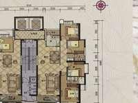 出售宏丰新城包改名:4室2厅2卫142平米122万住宅
