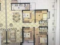 出售宏丰新城包改名:4室2厅2卫138平米122万住宅