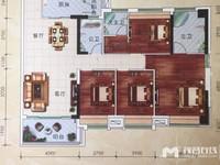 祥和双向学位房,东汇城沃尔玛商圈名雅新居包改名4房2厅142万