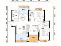 超低价: 东方绿洲二期,高层东头,4房2厅,109万