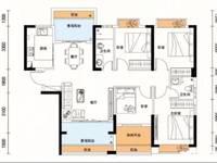 出售东方绿洲二期4室2厅2卫142平米109万住宅