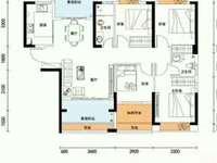 出售东方绿洲二期4室2厅2卫122平米108万住宅