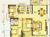 出售嘉福豪庭4室2厅2卫168平米123万住宅