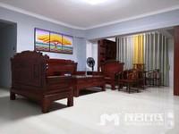 文化广场旁茂丰花园,4室2厅,高层,160.41平方开价169万 豪华装修