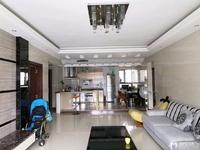 财富名门高档豪华小区,双学位房,物业费便宜,配游泳池,136平方3房2厅130万