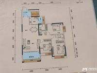 电梯房不到8000元方油城十路东方绿洲 119方 3房2厅毛坯96万