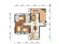 金源时代毛坯房,3房2厅2卫,111平方,黄金23楼,仅售92万可小刀