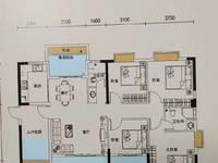超靓东头房!东方绿洲,高层,有170平方,4房2厅,品字型,东南向,140万