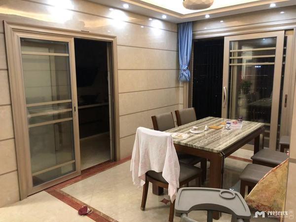 华海雅居精装修送家私家电,3房2厅122万