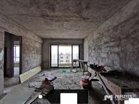 愉园双学位 迎宾三路 帝景豪庭 高层 房2厅 138.54平方 毛坯 128万