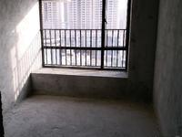 迎宾三路帝景豪庭,3房2厅,88平方,毛坯房,开价90万