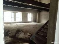 恒福尚城写字楼,复式两层,99.8平方,实际使用面积200平方,130万