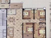 出售宏丰新城4室2厅2卫183平米155.5万住宅
